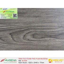 Tấm PVC Foam phủ film Mudena | MJ004
