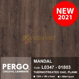 Sàn gỗ Pergo Mandal 01803 | 8mm