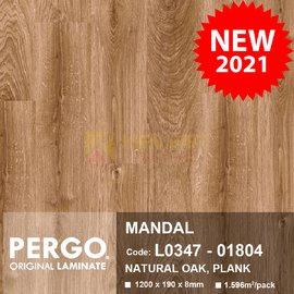 Sàn gỗ Pergo Mandal 01804 | 8mm