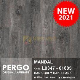 Sàn gỗ Pergo Mandal 01805 | 8mm