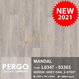 Sàn gỗ Pergo Mandal 03363 | 8mm