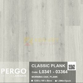 Sàn gỗ Pergo Classic Blank 3364 | 8mm
