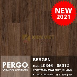 Sàn gỗ Pergo Bergen 05012 | 8mm
