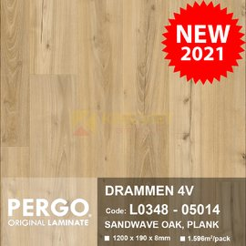 Sàn gỗ Pergo Drammen V4 05014 | 8mm