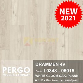 Sàn gỗ Pergo Drammen V4 05015 | 8mm