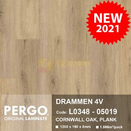 Sàn gỗ Pergo Drammen V4 05019 | 8mm