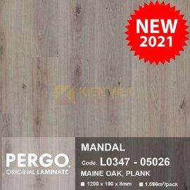 Sàn gỗ Pergo Mandal 05026 | 8mm