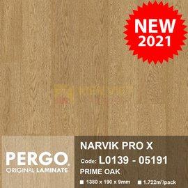 Sàn gỗ Pergo Narvik Pro X 05191 | 9mm