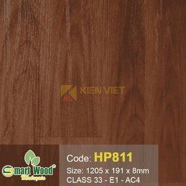 Sàn gỗ Smartwood AC4 HP811 | 8mm