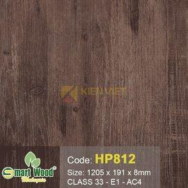 Sàn gỗ Smartwood AC4 HP812 | 8mm