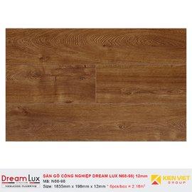 Sàn gỗ công nghiệp cốt đen Dream Lux N68-98 | 12mm