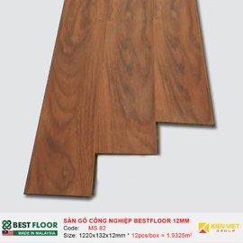 Sàn gỗ công nghiệp Best Floor MS82 | 12mm