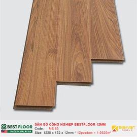 Sàn gỗ công nghiệp Best Floor MS83 | 12mm
