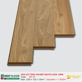 Sàn gỗ công nghiệp Best Floor MS85 | 12mm