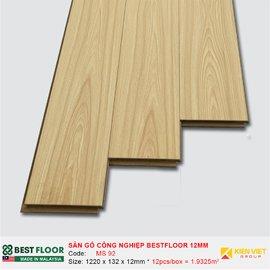 Sàn gỗ công nghiệp Best Floor MS92 | 12mm