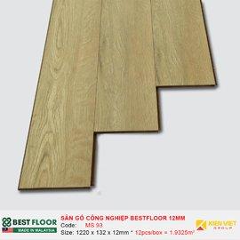Sàn gỗ công nghiệp Best Floor MS93 | 12mm
