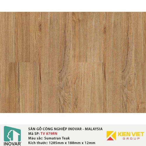 Sàn gỗ Inovar Nanoshield TV879RN Sumatran Teak | 12mm