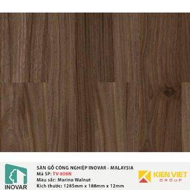 Sàn gỗ Inovar Nanoshield TV808N Marino Walnut | 12mm