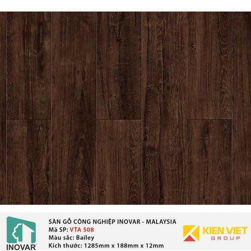 Sàn gỗ Inovar Elite Pro VTA508 Bailey | 12mm