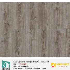 Sàn gỗ Inovar Elite Pro VTA328 Greyville | 12mm
