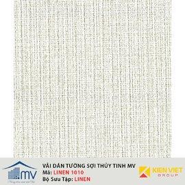 Vải sợi thủy tinh dán tường MV LINEN 1010