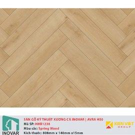 Sàn gỗ kỹ thuật Inovar Engineering HHB1238-TT Avira H50