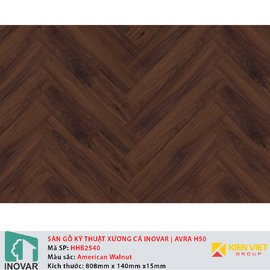 Sàn gỗ kỹ thuật Inovar Engineering HHB2540D-TT Avira H50