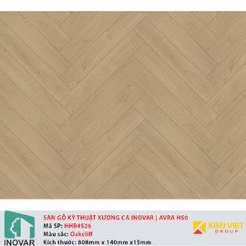 Sàn gỗ kỹ thuật Inovar Engineering HHB4526-TT Avira H50