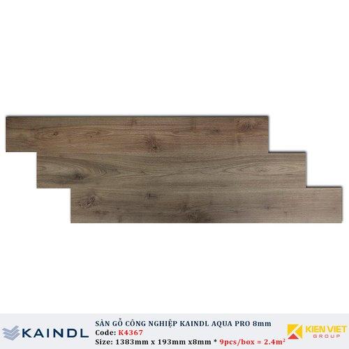 Sàn gỗ công nghiệp Kaindl AquaPro Select K4367 | 8mm