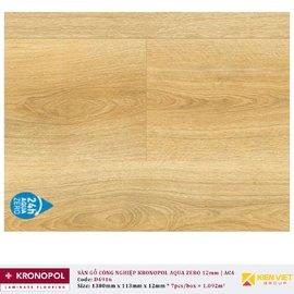 Sàn gỗ Kronopol Aqua Zero D4916 Oxford Oak | 12mm