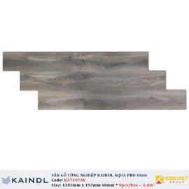 Sàn gỗ công nghiệp Kaindl AquaPro Select K37197AV | 8mm