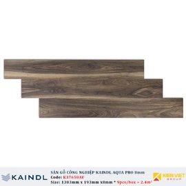 Sàn gỗ công nghiệp Kaindl AquaPro Select K37658 | 8mm