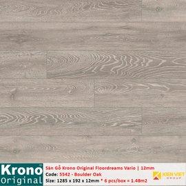 Sàn gỗ Krono Floordreams Vario 5542 Boulder Oak | 12mm