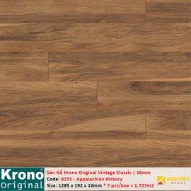 Sàn gỗ Krono Vintage Classic 8155 Appalachian Hickory | 10mm