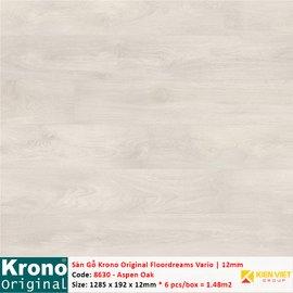 Sàn gỗ Krono Floordreams Vario 8630 Aspen Oak | 12mm