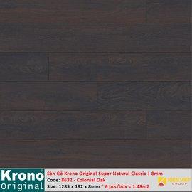 Sàn gỗ Krono Super Natural Classic 8632 Colonial Oak | 8mm