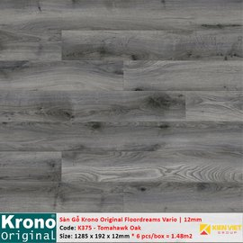Sàn gỗ Krono Floordreams Vario K375 Tomahawk Oak | 12mm