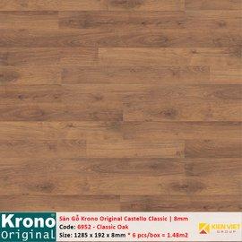 Sàn gỗ Krono Castello Classic 6952 Classic Oak | 8mm