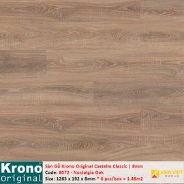 Sàn gỗ Krono Castello Classic 8072 Nostalgia Oak   8mm
