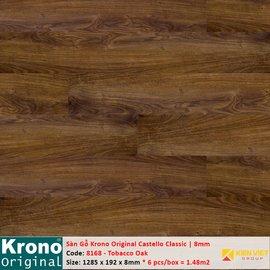 Sàn gỗ Krono Castello Classic 8168 Tobacco Oak | 8mm