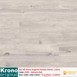 Sàn gỗ Krono Castello Classic K394 Valkyrie Oak | 8mm
