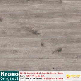 Sàn gỗ Krono Castello Classic K395 Tornado Oak | 8mm