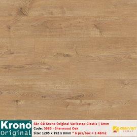 Sàn gỗ Krono Variostep Classic 5985 Sherwood Oak | 8mm