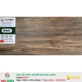 Sàn gỗ công nghiệp Wilson W441 | 8mm