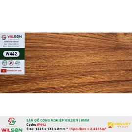 Sàn gỗ công nghiệp Wilson W442 | 8mm