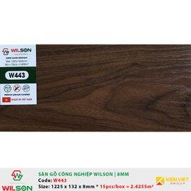 Sàn gỗ công nghiệp Wilson W443 | 8mm