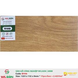 Sàn gỗ công nghiệp Wilson W446 | 8mm