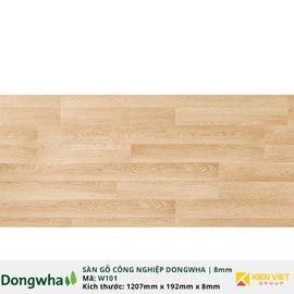 Sàn gỗ Dongwha Natus Trendy W101 | 8mm