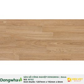 Sàn gỗ Dongwha Natus Trendy W102 | 8mm