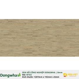 Sàn gỗ Dongwha Natus Trendy W103 | 8mm